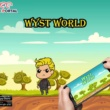 Play!!! New Game!!! Wyst World.