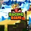 Racing Djani level 1 to 15 racing game also suitable for kids apple store and android store!!!!!