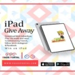 Ipad Promotion : DOWNLOAD, PLAY, SHOW & WIN!!!!