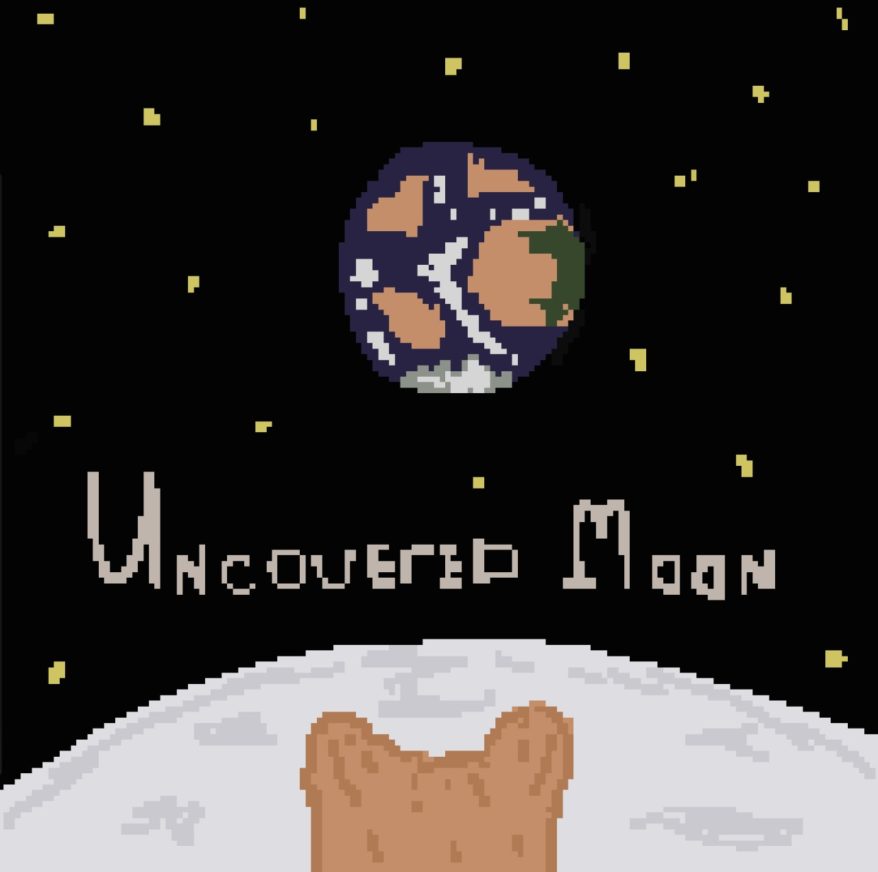 The Uncovered Moon