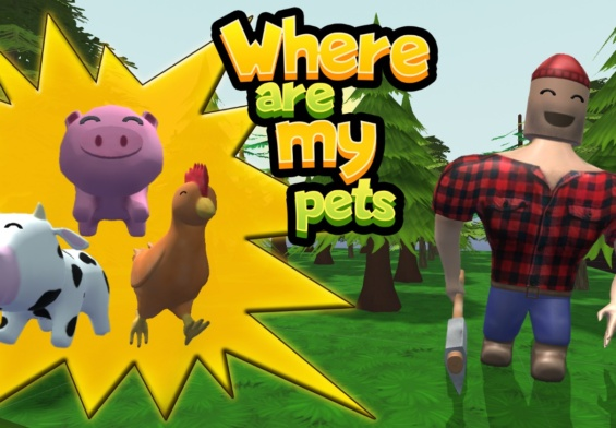 Where Are My Pets